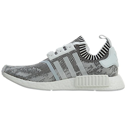 Black r1 Grey Women's Trainers adidas NMD Primeknit White 760RwEqx