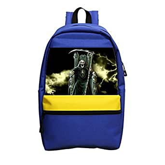 Cute Kid-Death of the smile Mini cute backpacks School Bag for Little Boy Girl