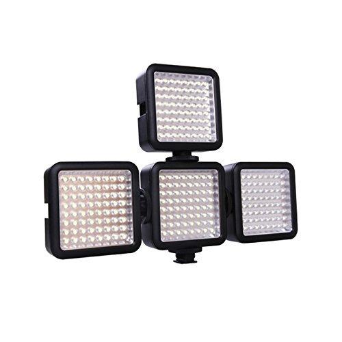 Portable Light Panels : Godox led continuous on camera panel light portable