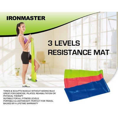 Indispensable ironmaster 3 niveles resistencia Mat (Neoteric diseño) (B77)