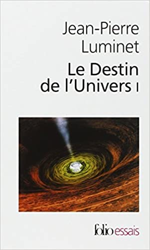Livres Le destin de l'univers : Trous noirs et énergie sombre pdf