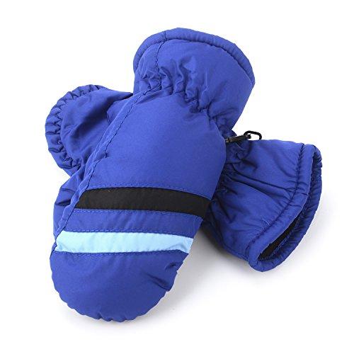 Kids Snow Gloves - 8