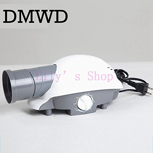 DMWD MINI portable household clothes dryer laundry Warmer baby cloth Garment warm wind Blower Air Drying machine 110V 220V EU US (220V UK PLUG)