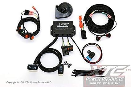 XTC Power Products UTV Universal Horn Kit with Switch XTC HORN-UTV