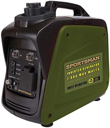 Buffalo Tools Sportsman 1000 Watt Inverter Generator
