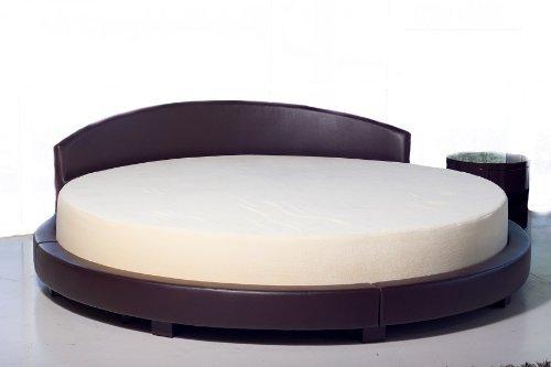 Pandora Round Memory Foam Mattress 87