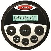 Compact Stereo Receiver - Milennia MIL PRV16 AM/FM Multimedia All-Environment