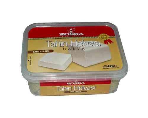 Plain Halva – 14.1oz (400g)