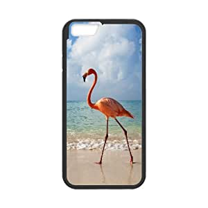 "TOSOUL Cover Shell Phone Case Flamingos For iPhone 6 (4.7"")"