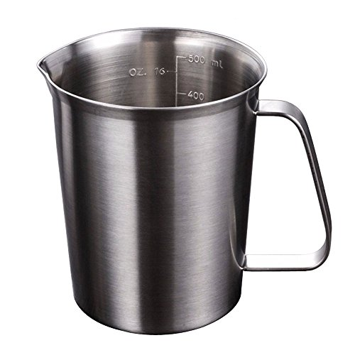 8 oz steaming pitcher - 6