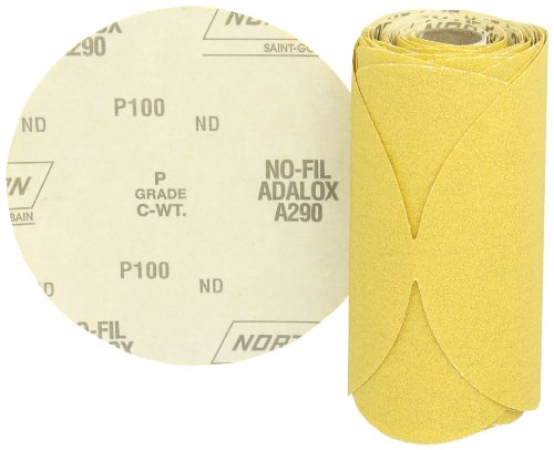 norton-07660749244-stick-and-sand-abrasive-disc-with-pressure-sensitive-adhesive-attachment-aluminum