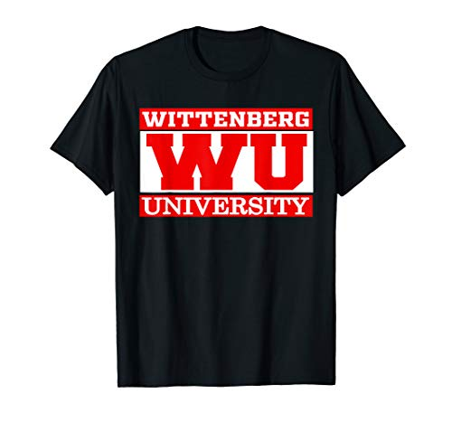 (Wittenberg 1845 University apparel - t-shirt)