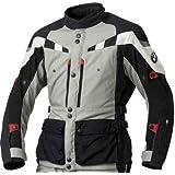 BMW Genuine Motorcycle Motorrad GS Dry jacket, men's - Color: Grey / Black - Size: EU 48 US 38