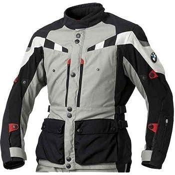 BMW Genuine Motorcycle Motorrad GS Dry jacket, mens - Color: Grey/Black - Size: EU 52 US 42