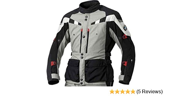 BMW Genuine Motorcycle Motorrad GS Dry jacket, mens - Color: Grey/Black - Size: EU 48 US 38