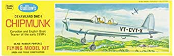 Guillow's DeHaviland Chipmunk Model Kit