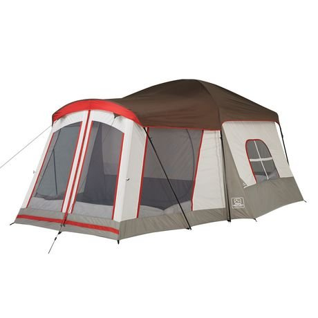 Ventura Family Dome Tent With Screen Porch