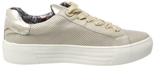 Dockers by Gerli Damen 42bm201-680420 Sneaker Grau (Stone 420)