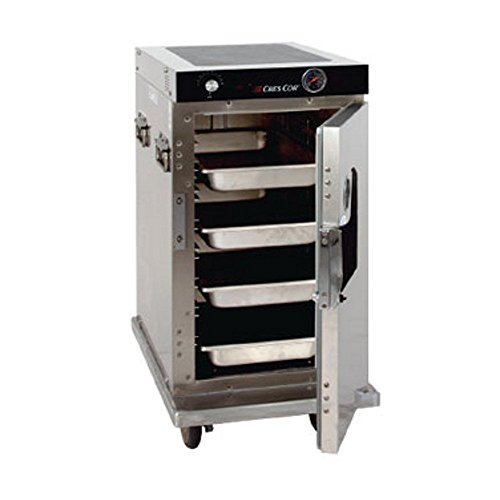 CresCor H-339-128-CZ Half-Height Mobile Correctional Enclosed Cabinet