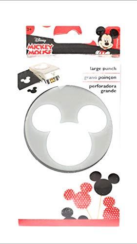 EK Success 5180000 Disney Mickey Ears Punch