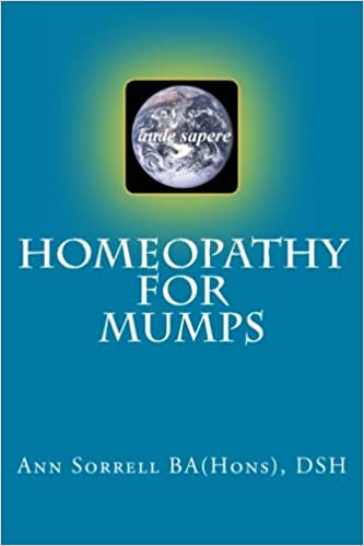 Book Homeopathy for Mumps