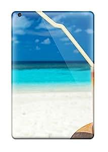 Snap-on Case Designed For Ipad Mini/mini 2- Beach Cocktail