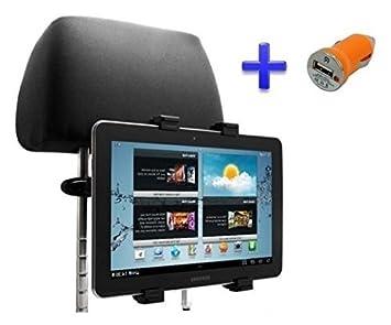 Soporte Reposacabezas para Tablet Bq Edison 3 Quad core 10.1 ...