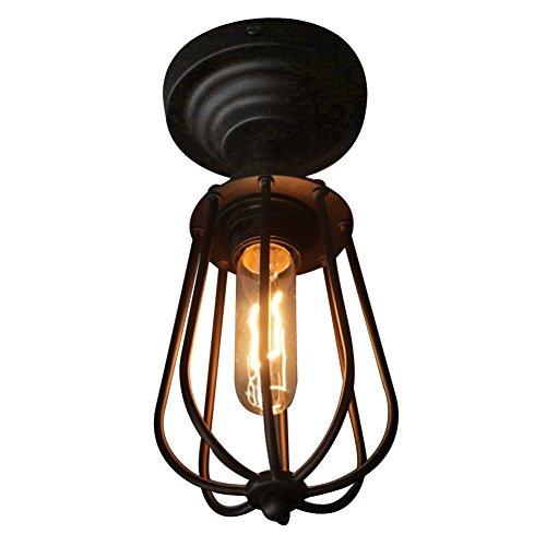Iron Bathroom Lamp - 2
