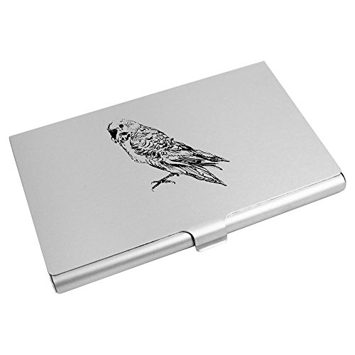 Credit Business Card Wallet Holder Azeeda Card Bird' CH00016154 'Budgie xXwTfWaO