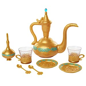 Aladdin Disney's Agrabah 9-Piece Tea Set