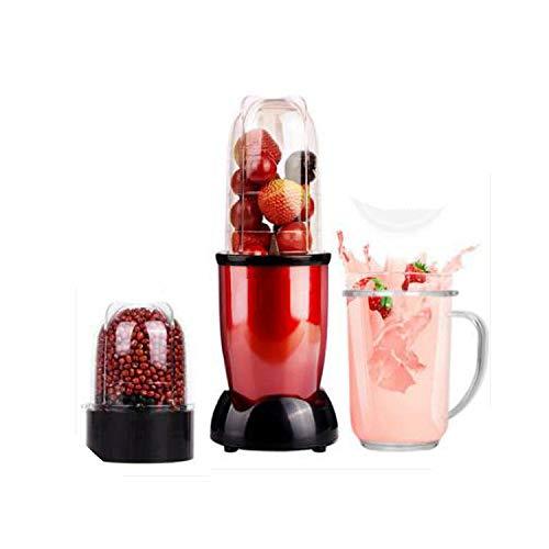 Portable Electric Juicer Blender Baby Food Milkshake Mixer Meat Grinder Multifunction Fruit Juice Maker Machine Eu Us,With Milkshake Cup