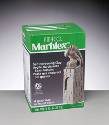 Marblex Self Hardening Clay - 4
