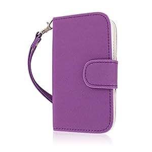 Empire FLEX FLIP, ZTE Concord 2 Libro Púrpura - fundas para teléfonos móviles (ZTE Concord 2)