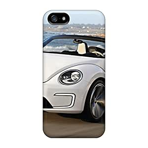 Series Skin Cases Covers For Iphone 5/5s(volkswagen E Bugster Speedster Concept 2012)
