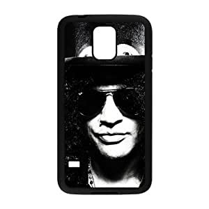 slash black and white Phone Case for Samsung Galaxy S5