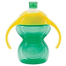 Munchkin Click Lock Bite Proof Trainer Cup, Aqua, 7 Ounce, 1-Pack