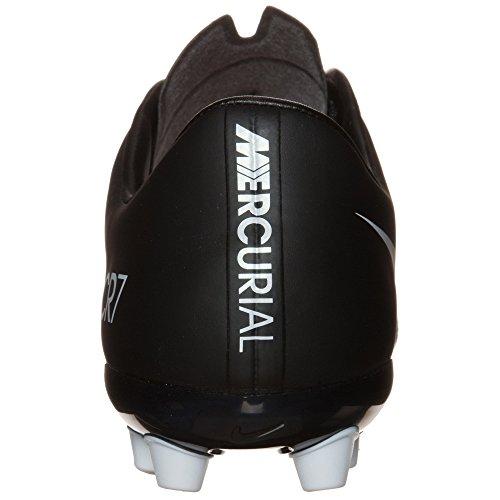 Nike Men's Mercurial Veloce Ii Cr Ag-r Football Boots Black / White / Orange / Pink (Black / White-total Crimson) o228NR