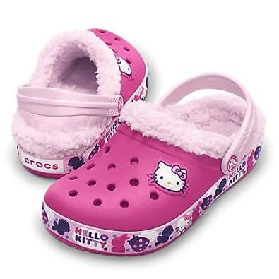 Crocs Hello Kitty 12384 Fuchsia