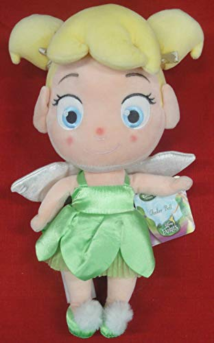 Margaret Kerry Signed Disney Soft Tinker Bell Collectors Doll Peter Pan 12