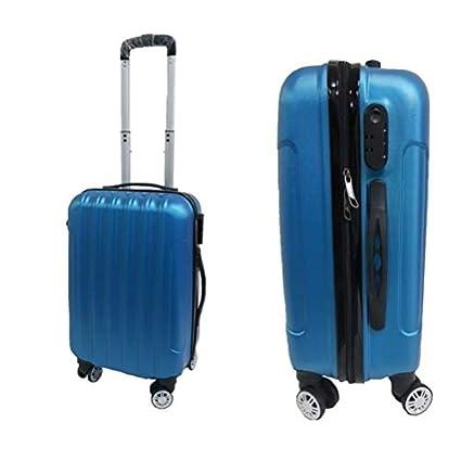 Equipaje de Mano Maleta de viaje Maleta Azul rígida voli Ryanair Easyjet
