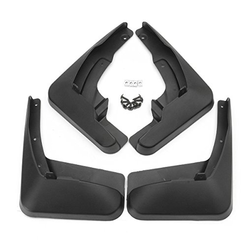 Mud Flaps Splash Mud Guards Front Rear Fender For TOYOTA VENZA Mud Flaps 2009-2016 - Auto Parts Other Tools - 4 X Mudguards