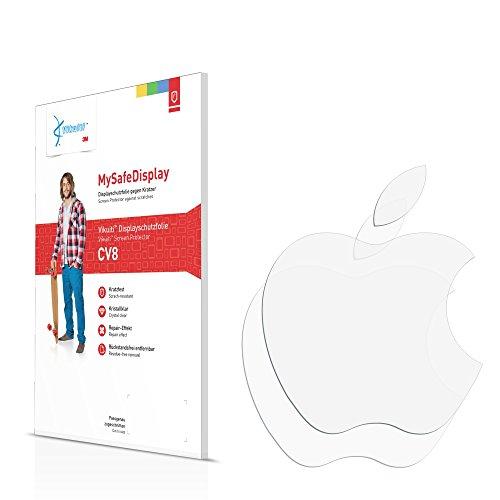 2x Vikuiti MySafeDisplay Pellicole Protettiva Schermo CV8 da 3M per Apple iPhone 6 (Logo sulla parte posteriore)
