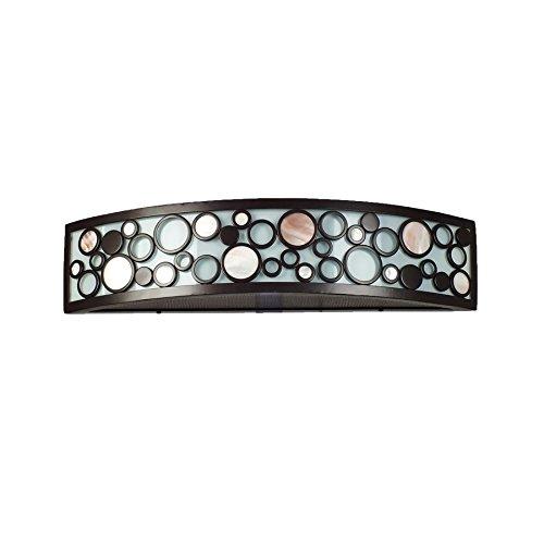 Quoizel Fairgate 2-Light 5-in Bronze Vanity Light ()