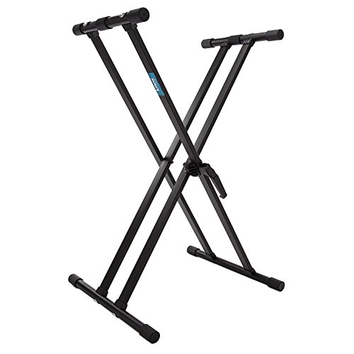 Knox Adjustable Double X Keyboard Stand from Knox Gear