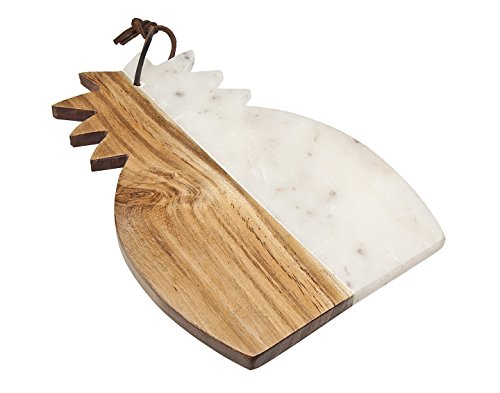 wood and marble cheese board - 6