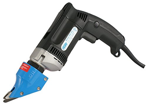 Kett Tool KM-440 14 Gauge Double Cut Shear, 6.5 Amp Double Insulated Motor, Cuts 150