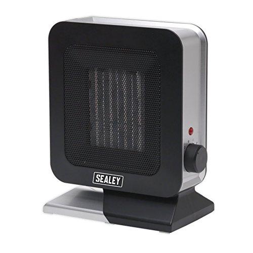 Sealey CH2013 Ceramic Fan Heater 1400W/230V 2 Heat Settings ()