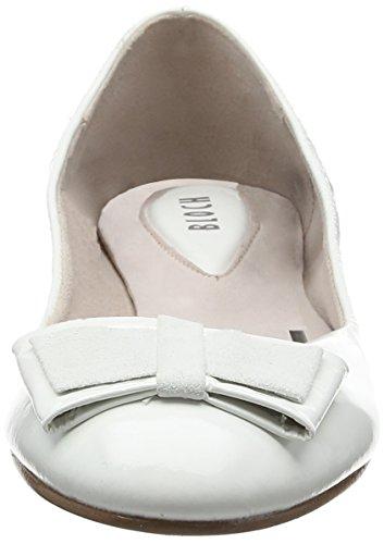 Bloch Morea - Bailarinas Mujer Blanco - blanco (Wht)