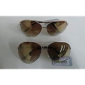 (2 Pack) Target Sunglasses 100% UVA-UVB Protection Spring Hinges New