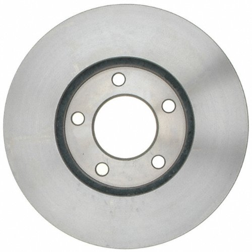 ACDelco 18A426A Advantage Non-Coated Front Disc Brake Rotor
